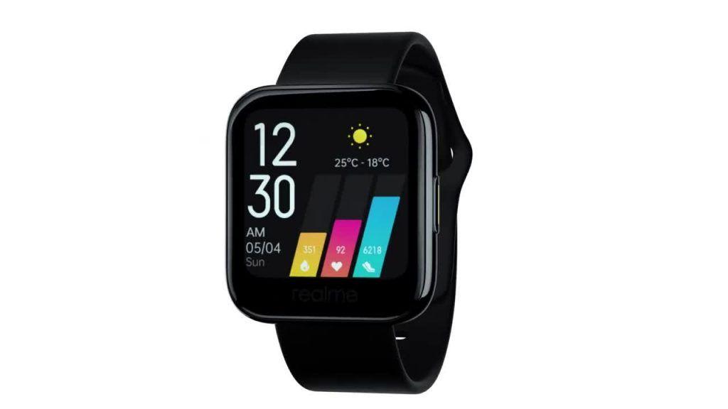 مميزات وسعر ساعة ريلمي ووتش الذكية Realme Watch صدى التقنية Smart Watch Apple Watch Wearable