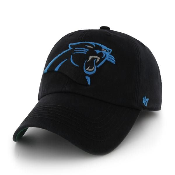 cd0438cbfd1 Carolina Panthers Franchise Black 47 Brand Hat