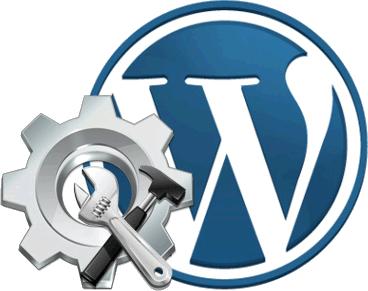 Criação de sites em Wordpress.