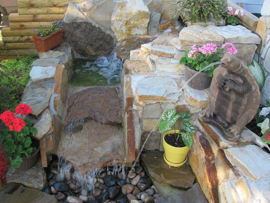 Diy pondless waterfall diy pondless waterfall outdoor