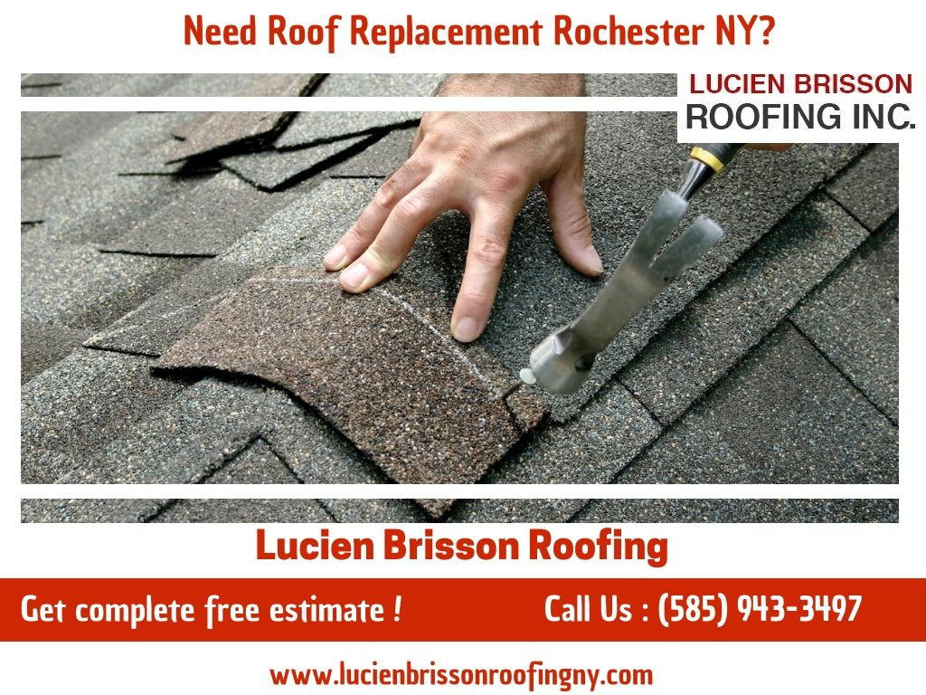 Need Roof Replacement Services For Your Home Contact Lucien Brisson Roofing We Do Roof Repair And Replacement Roof Repair Cool Roof Roofing Services