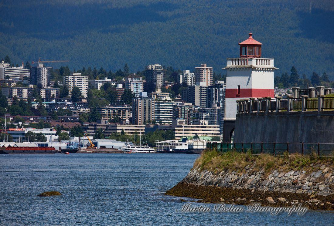 Brockton Point Lighthouse, Stanley Park, Vancouver