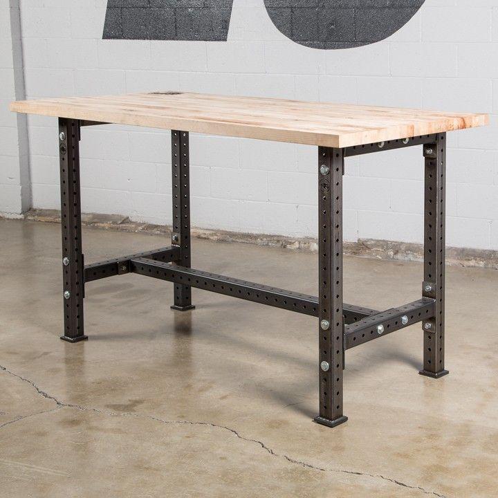Rogue Stand Up Work Bench Metal Work Bench Furniture Workbench