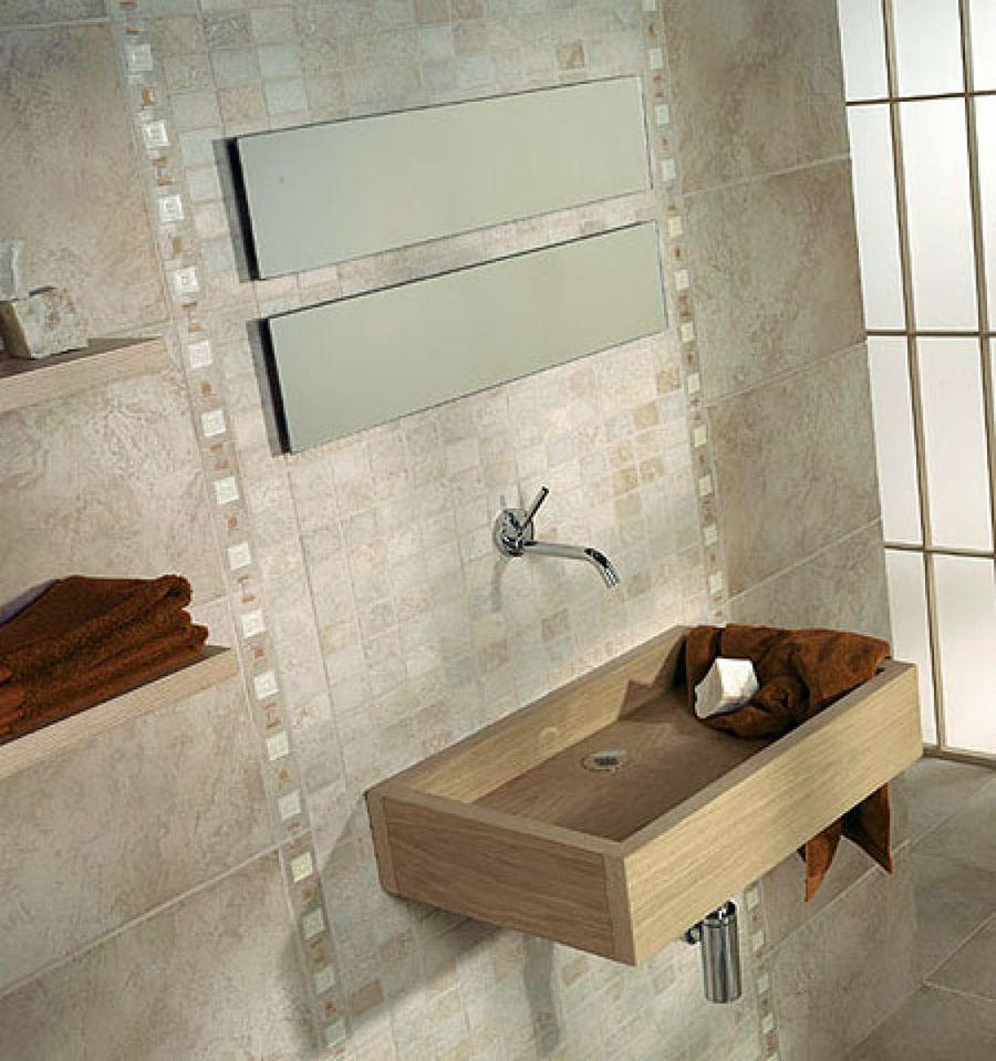 Soluciones decorativas para ba os peque os ba o peque o for Como disenar un bano muy pequeno
