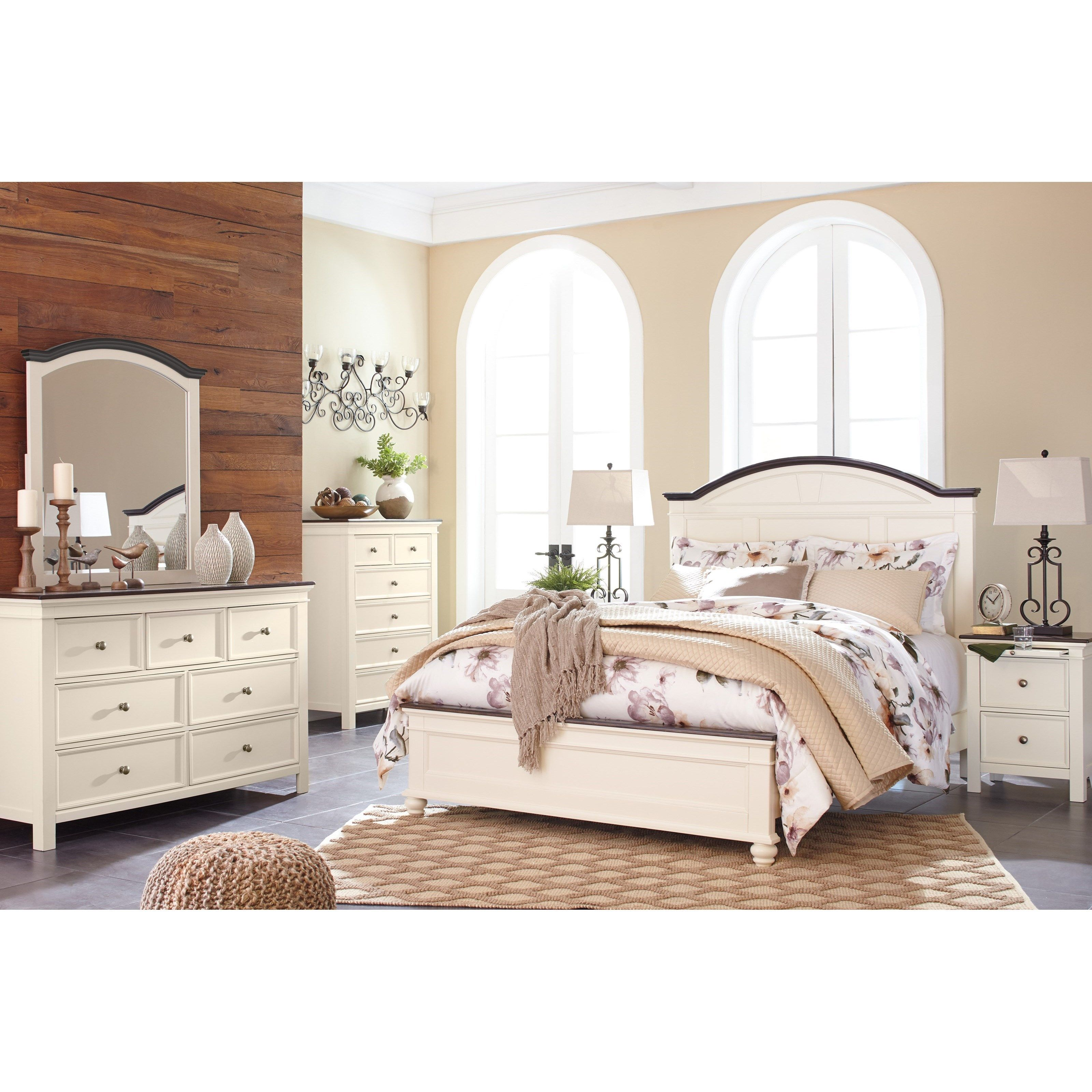 Woodanville Queen Bedroom Group by Signature Design by