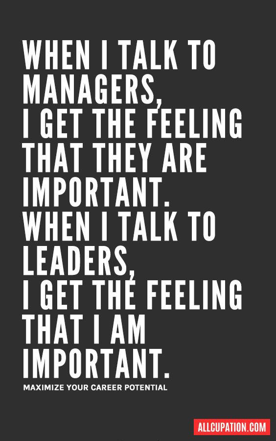 Quotes On Leadership Quotes Of The Day Awesome Career Quotes That Will Make You Think .