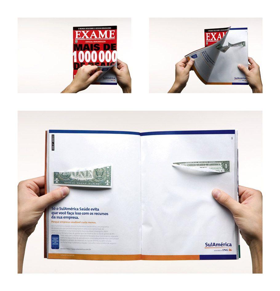SulAmerica Health Insurance Torn money magazine (910×947)