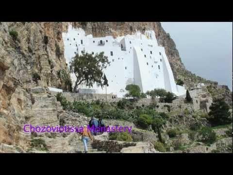 Amorgos has many seasons