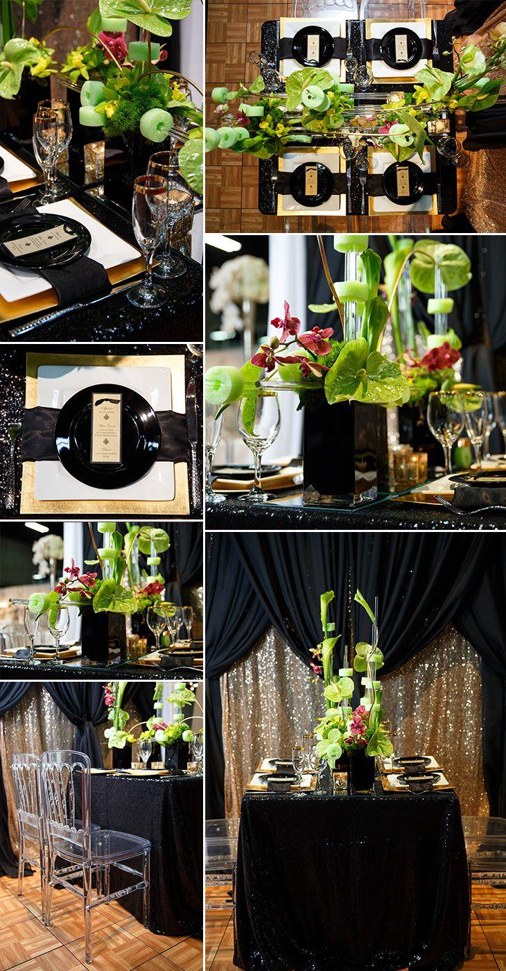 #ModernWedding design by Special Event Rentals