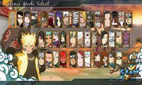 Naruto Senki Mod NSUN5 v2.0 Apk (Mod by Muhammat Kafin ...