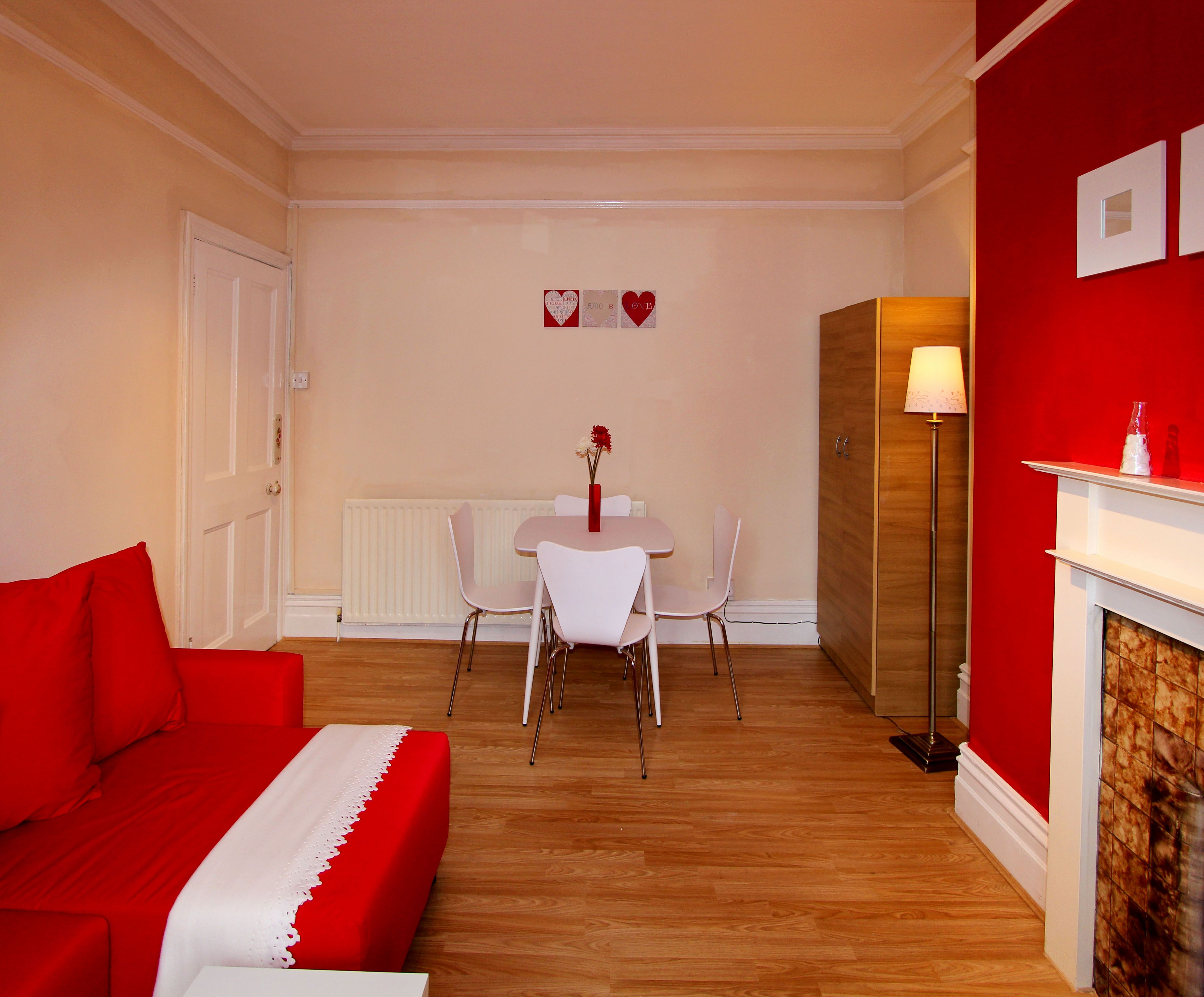 Holiday apartment to let in Russell Square, Central London