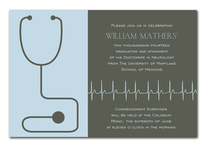 doctor invitations Party Planning PerfectionDoctor Pinterest