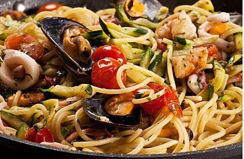 Frutti di mare   Italian recipes, Wine recipes, Sicilian ...