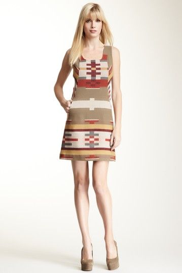 The Portland Collection by Pendleton - Bearchum Shift Dress