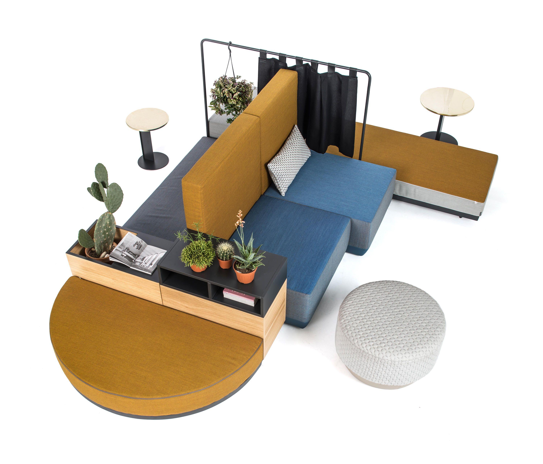 Новинки Moroso на выставке в Милане Furniture, Luxury