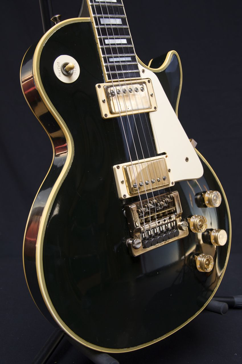 Learning To Play The Chords Les Paul Custom Les Paul And Gibson