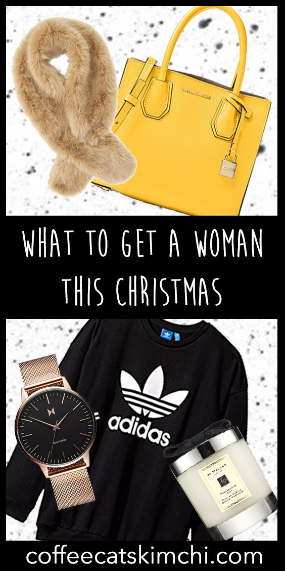 Women Can Be So Hard To Get Gifts For But These Ideas Are Fool Proof Christmas Is Coming Soon Good Luck
