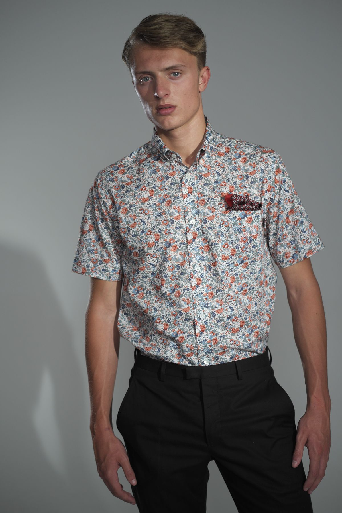 Men's SS13 Liberty London Collection