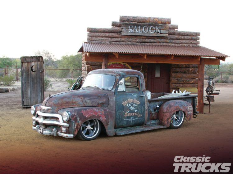 1952 Chevrolet Pickup Classic Trucks Classic Trucks Magazine Chevrolet Pickup