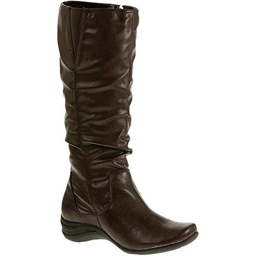 Fashion Bug Women's Feline Alternative Boot www.fashionbug.us #PlusSize #Shoes #Boots