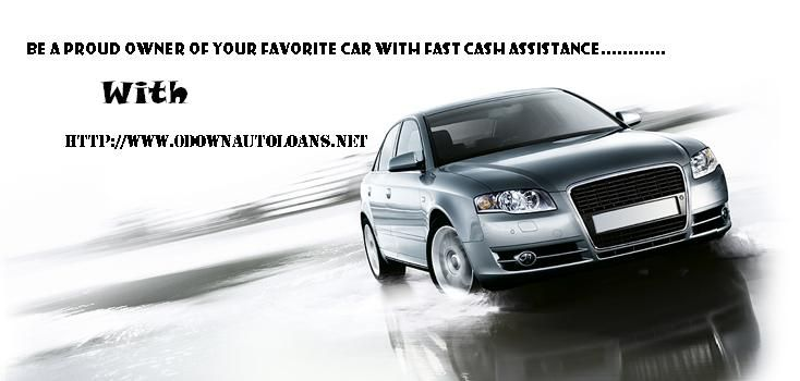 Having these loans helps you to buy a favorite automobile