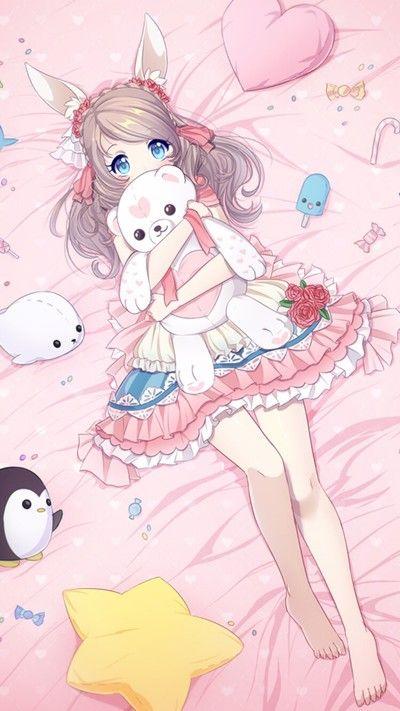 anime bunny girl anime girls pinterest anime