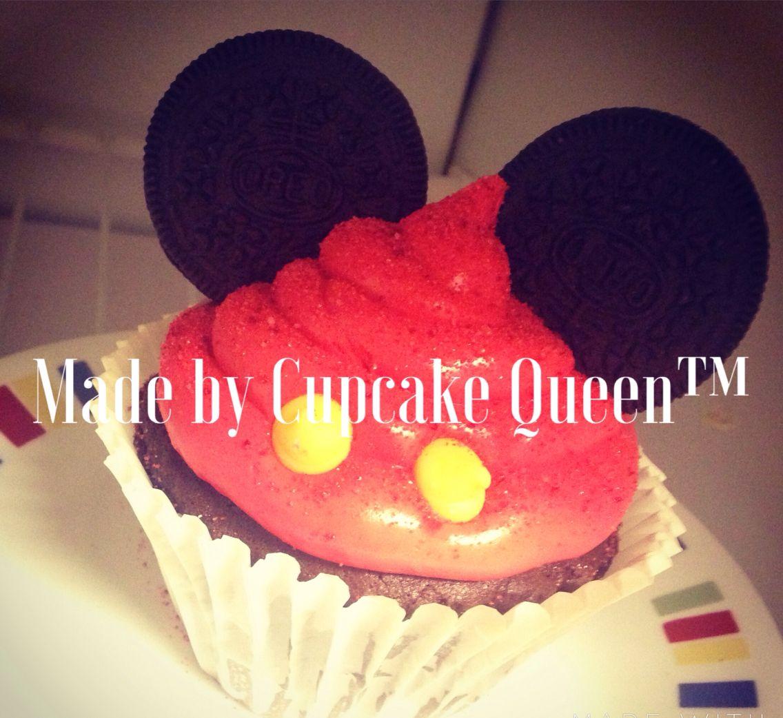 Jumbo Mickey Mouse