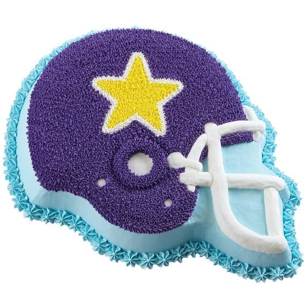 Star Player Cake Game Day Pasteles Postres Galletas