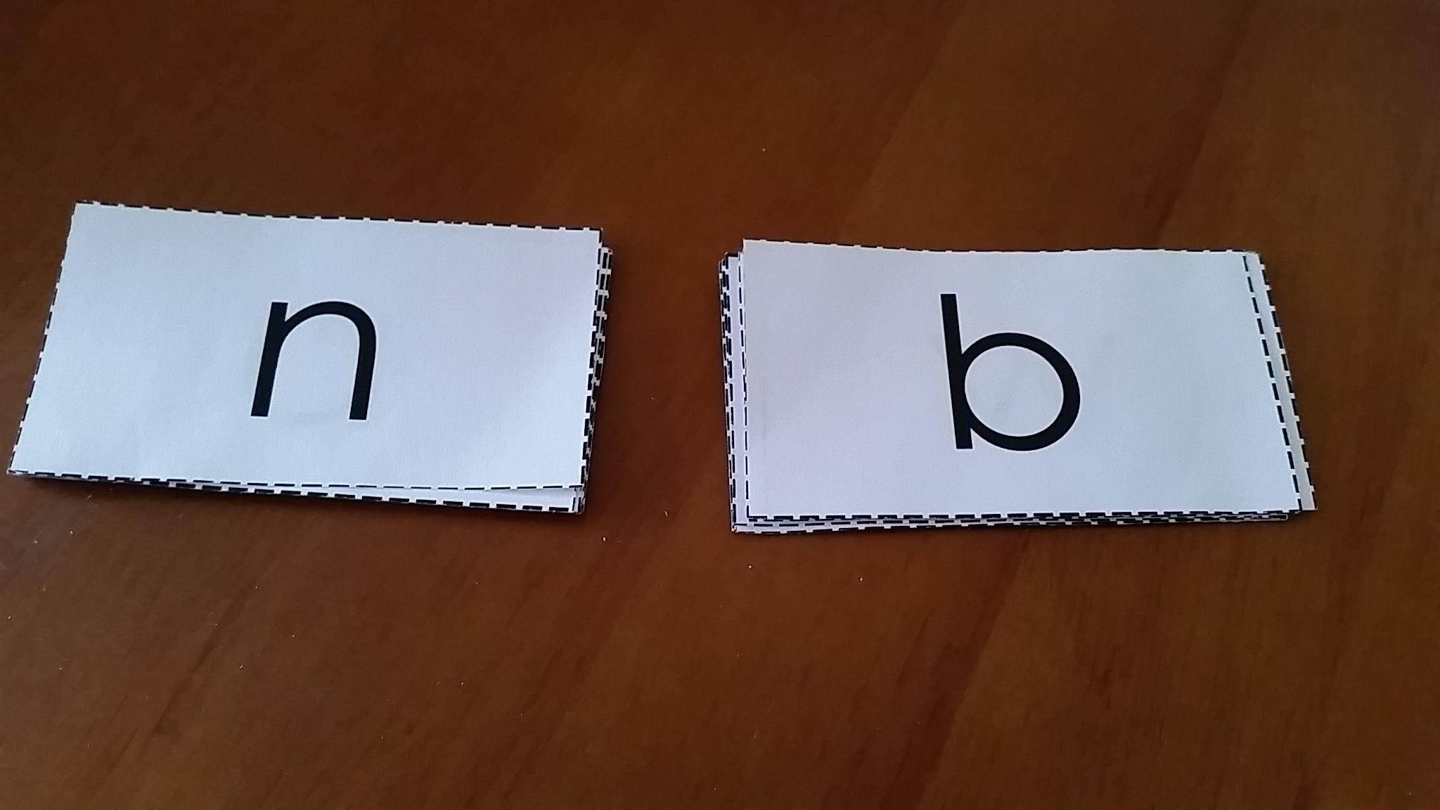 Printable Alphabet Flash Cards For Letter Recognition