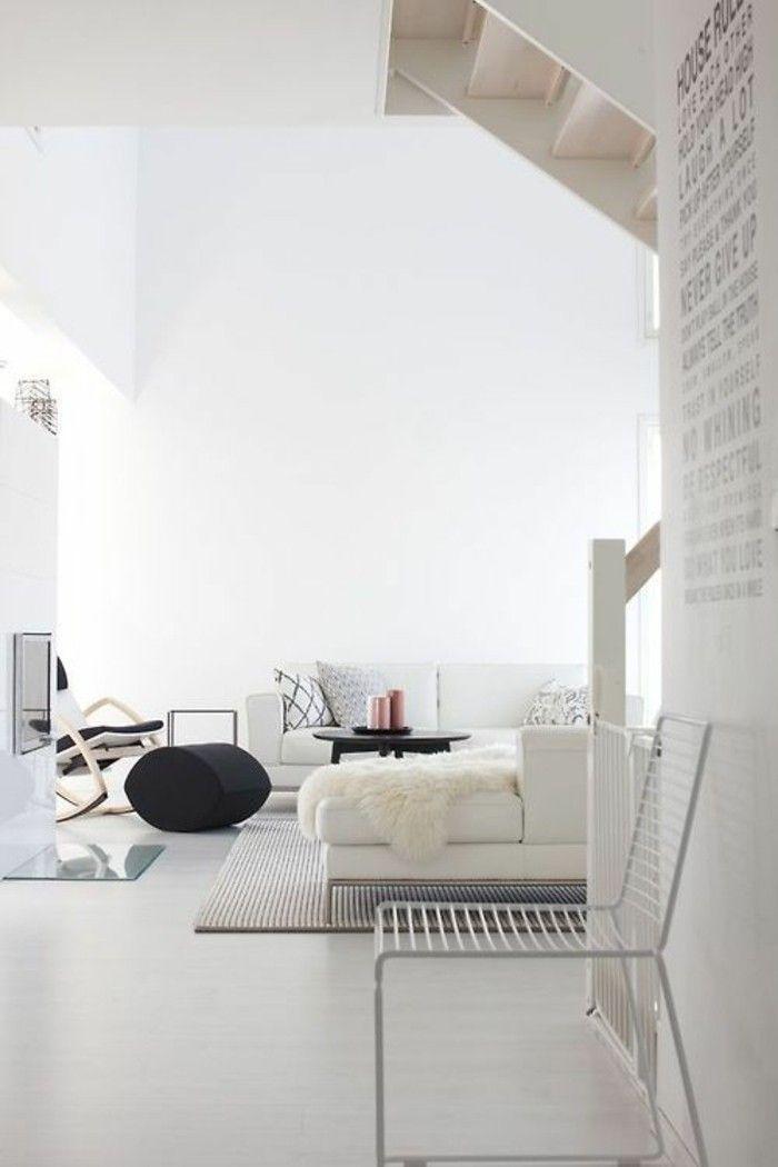 Quelle couleur pour un salon? 80 idées en photos! Interiors