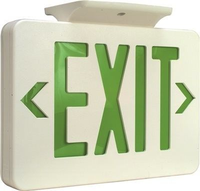 "11.75"" LED Exit Sign Light"