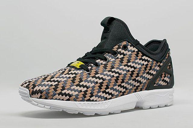 Adidas Zx Flux Nps Woven Wheat Sneaker Freaker