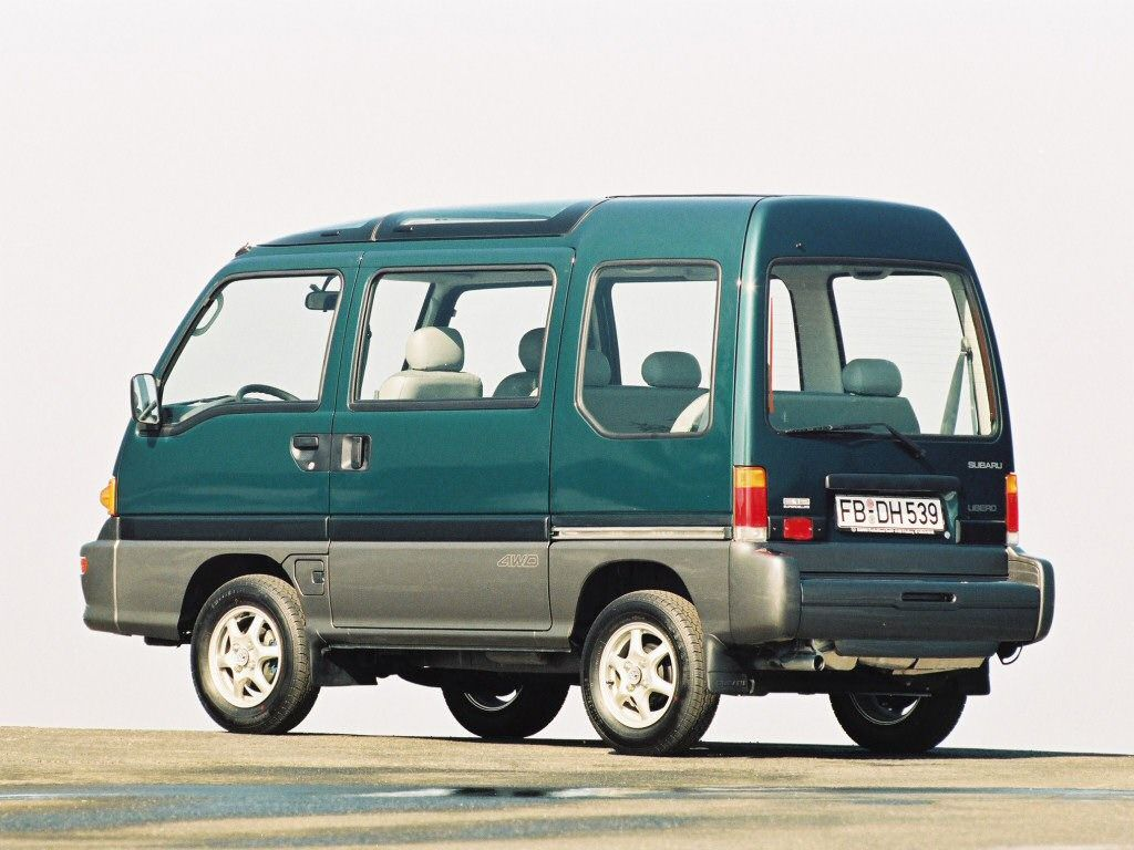 Subaru Libero 4wd