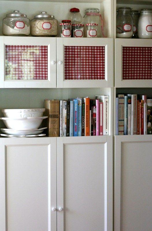 kitchen cabinet - using Ikea billy bookcases! Saídos da Concha - einrichtungsideen f amp uuml r wohnzimmer