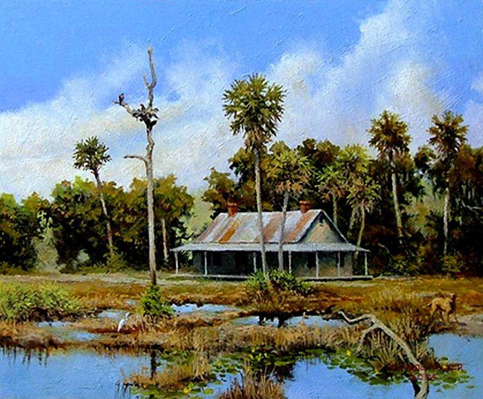 Jackson Walker Florida Artist Florida History Paintings Military