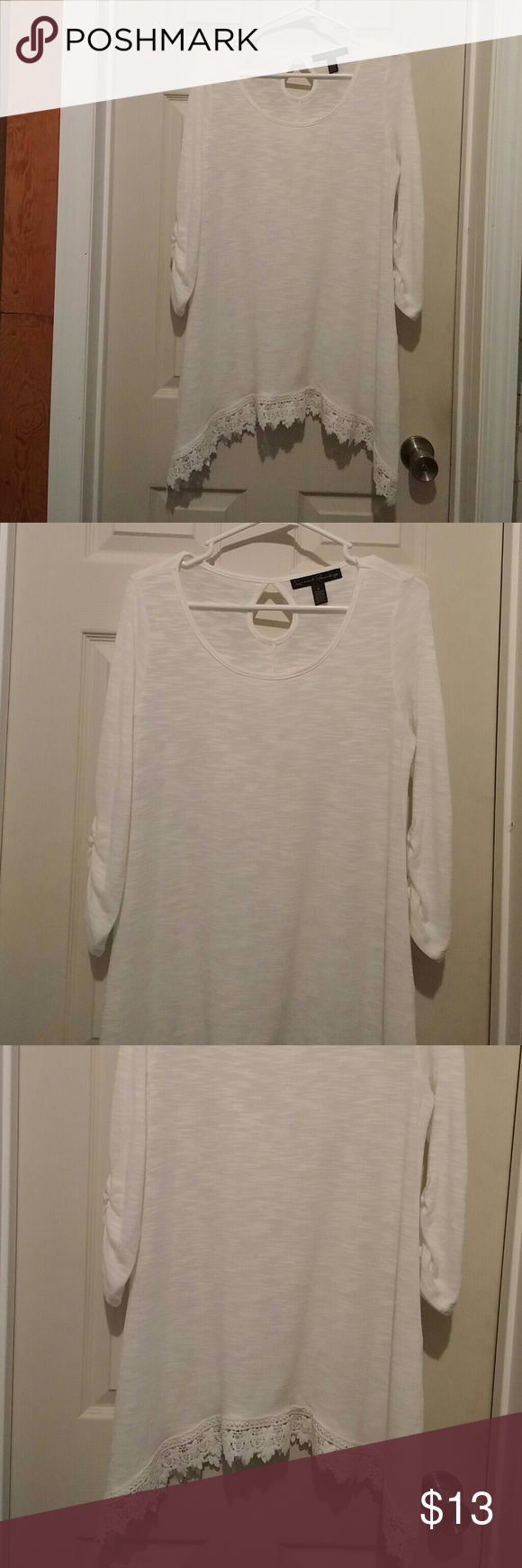 Beautiful Women's Top Does have some pilling under the armpits, otherwise in excellent condition. French Laundry Tops Tees - Long Sleeve