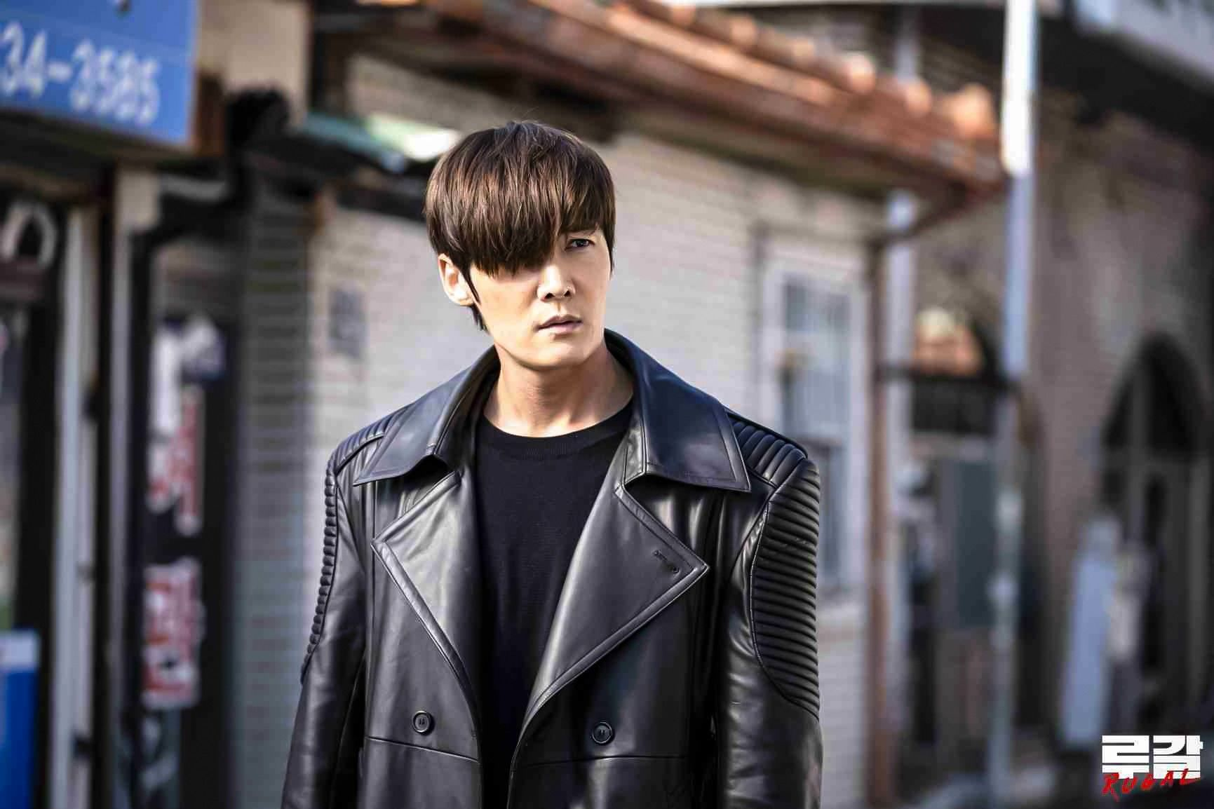 Pin By Real Ws21 On Choi Jin Hyuk Rugal Fictional Characters Leather Jacket John [ 1154 x 1731 Pixel ]