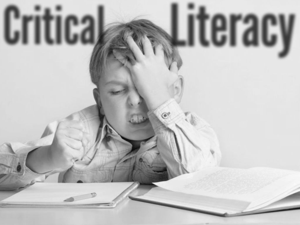 critical literacy Your donation to teaching for change (a 501-c-3) is tax-deductible and helps us provide teachers and parents with tools to create schools where students learn to read, write, and change the.