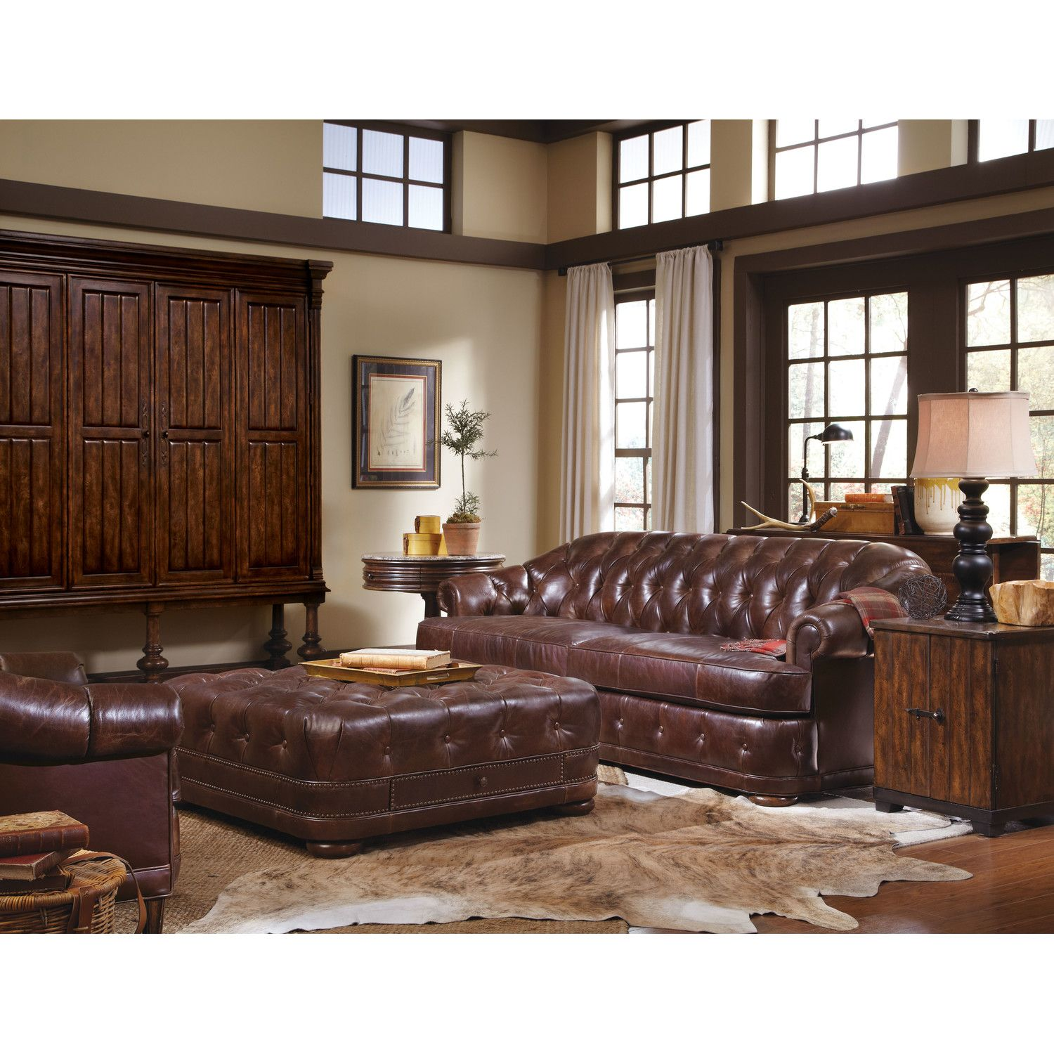 Best A R T Kennedy Chesterfield Leather Sofa Chesterfield 640 x 480