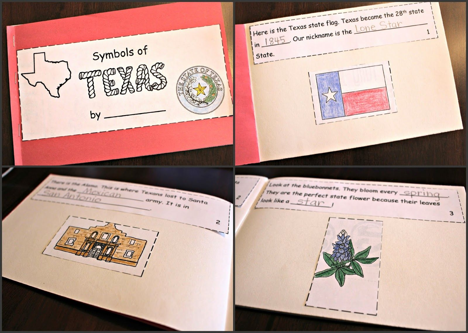 Photo of Howdy Partners! Come Take A Tour of our Texas Studies! – Tunstall's Teaching Tidbits