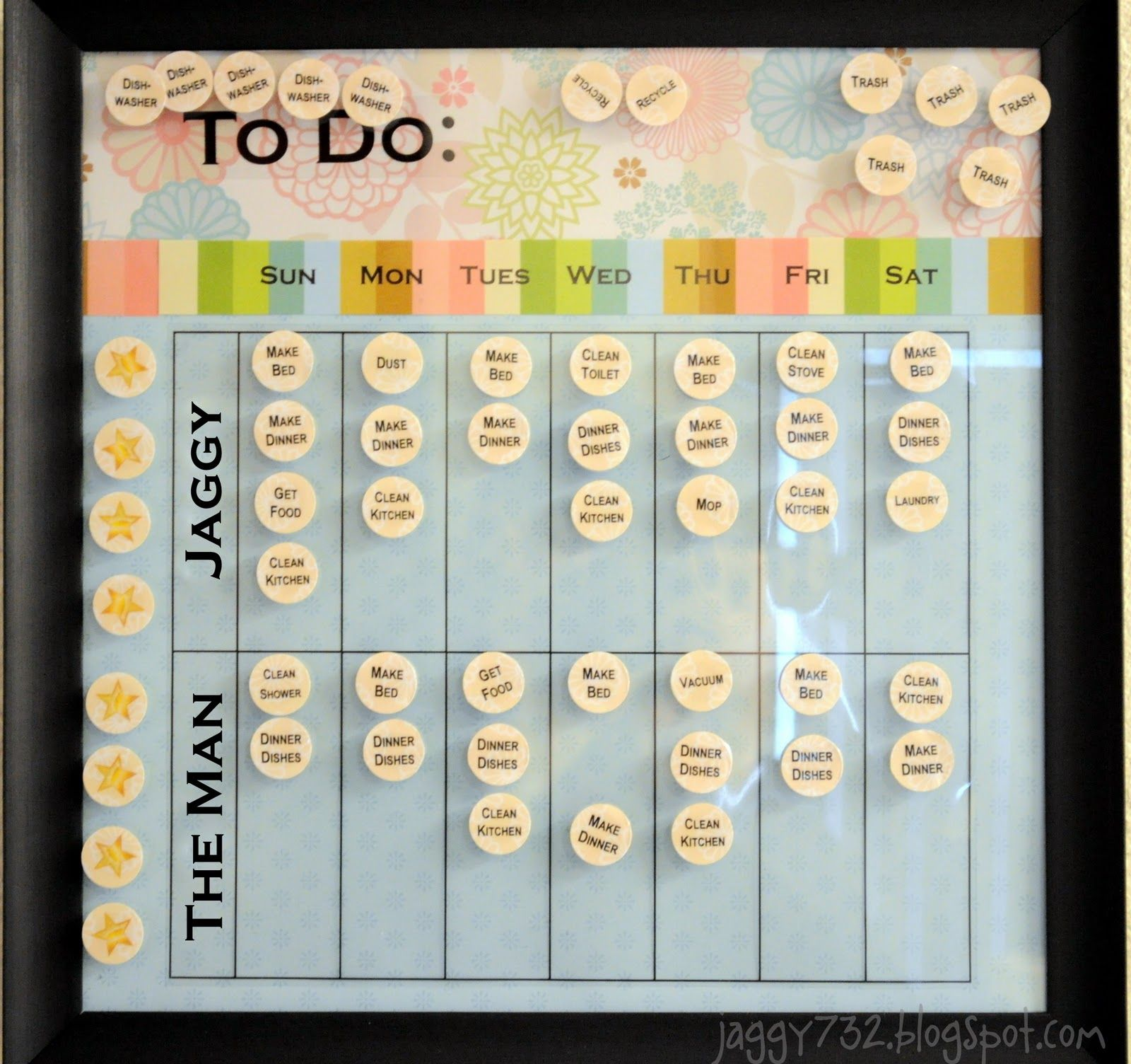 Chore ideas around the house all best tips and tricks also adult chart images on pinterest cleaning good rh