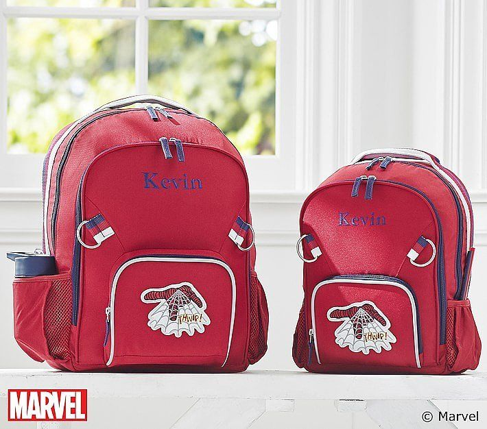 38 Superhero Backpacks And Lunch Boxes For Your Little