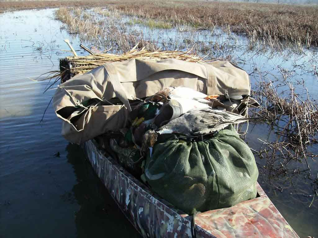 For serious duck hunters, their duck hunting supply and gear could make the difference between a successful hunting trip and a disappointing one.