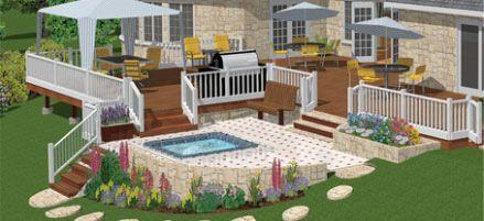 Home Landscape Design Software Virtual Architect Landscape Design Software Garden Design Software Landscape Design Plans