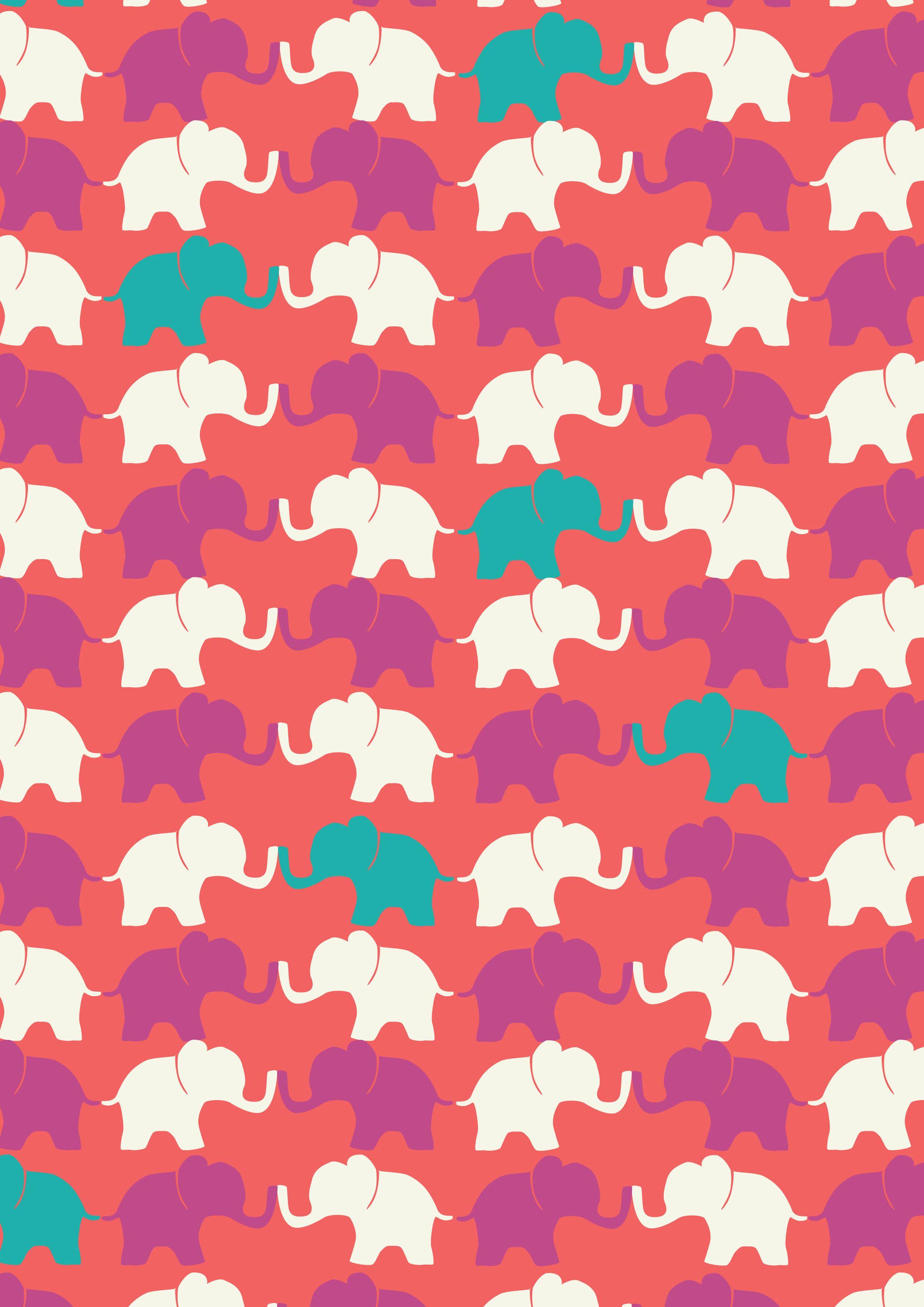 Elephant iphone wallpaper tumblr - Collage