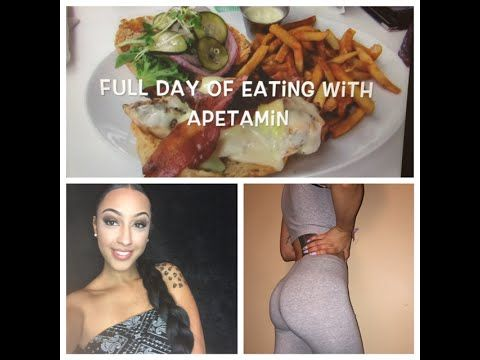 Full Day Of Eating Ft Apetamin What I Eat While Taking Apetamin