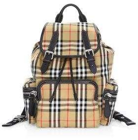 7e9232e0ed97 Burberry Signature Tartan Backpack