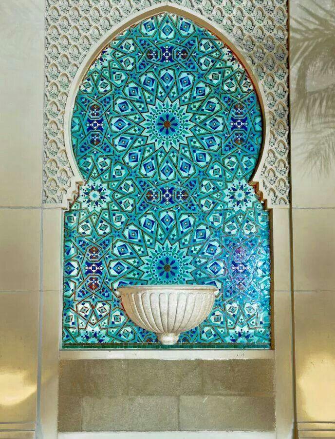 Art Of Islam Islamitische Kunst Marrokkaanse Decoratie Islamitische Patronen