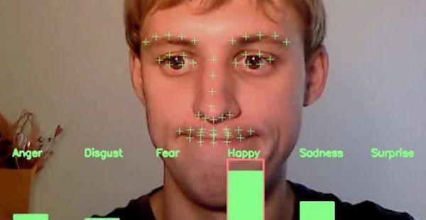 Does This Sound Creepy To You With Emotional Recognition Algorithms Computers Can Now Understand Emotion Recognition Future Technology Futuristic Technology