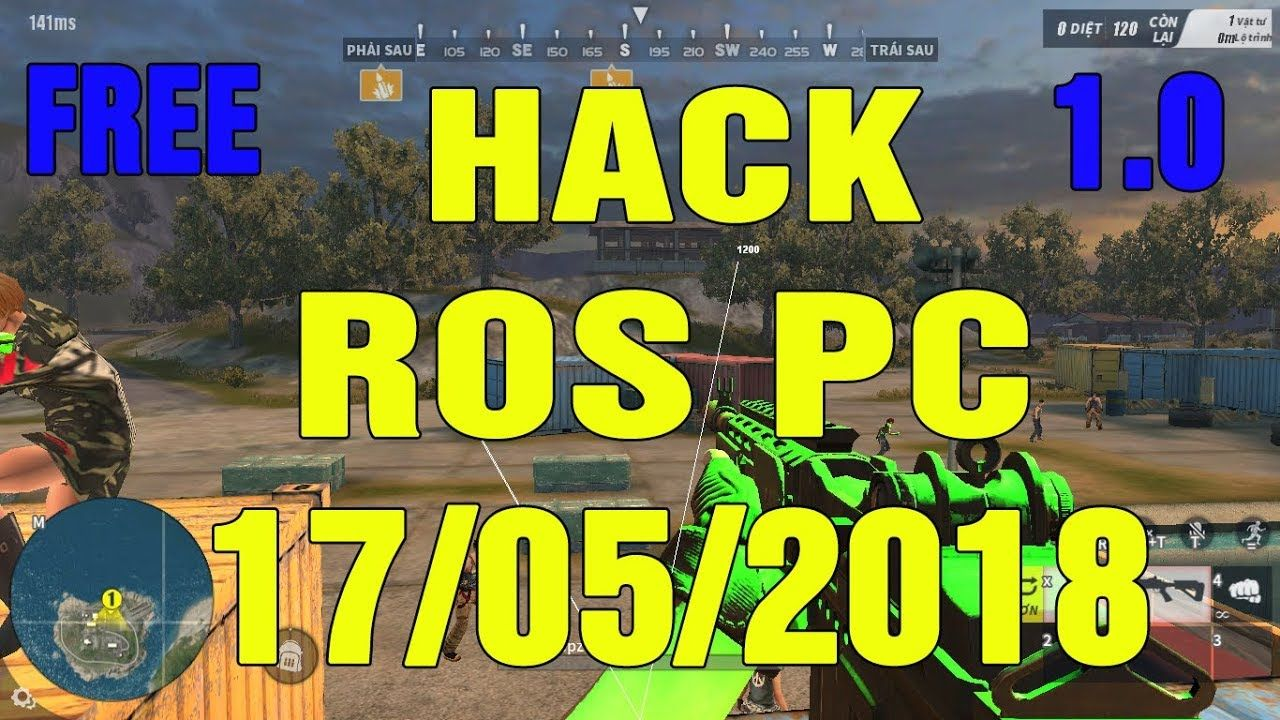 rules of survival pc hack march 2018